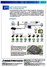 All in one control system for in-house devices