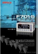 "WEIGHING INDICATOR ""F701-S"""
