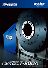 Special SPEEDIO Option Rotary Table T-200A