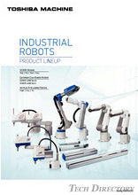 Industrial Robots Product Lineup