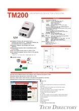 "USB INTERFACE DEVICE FOR UTMⅡ/UTMV ""TM200"""