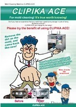 "Mold Cleaning Machine ""CLIPIKA ACE"""