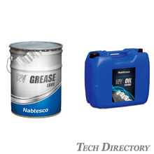 Pelumas RV GREASE LB00、RV OIL SB150