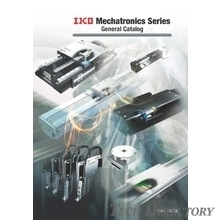Katalog Umum IKO Linear Motion Guide Mechatronics Series (Actuator, precision positioning table)