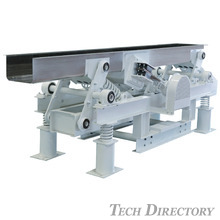 Vibrating conveyor