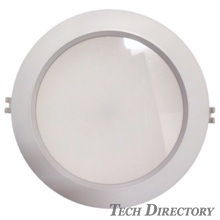 "LED pemangkas cahaya biru ""Reach DOWNLIGHT"""